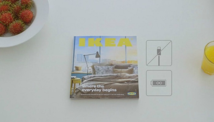 Experience the bookbook with IKEA