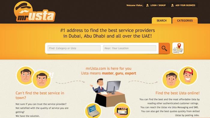 Mr Usta UAE