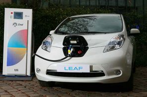 ELECTRIC CARS COULD BE USED TO PROVIDE ELECTRICITY