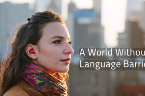 REAL-TIME TRANSLATION IN YOUR EAR
