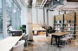 A CHIC CO-WORKING SPACE FOR THE CREATIVE MINDED