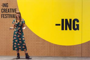 LEARN THE SECRETS OF SUCCESS AT THE ING CREATIVES FESTIVAL IN DUBAI