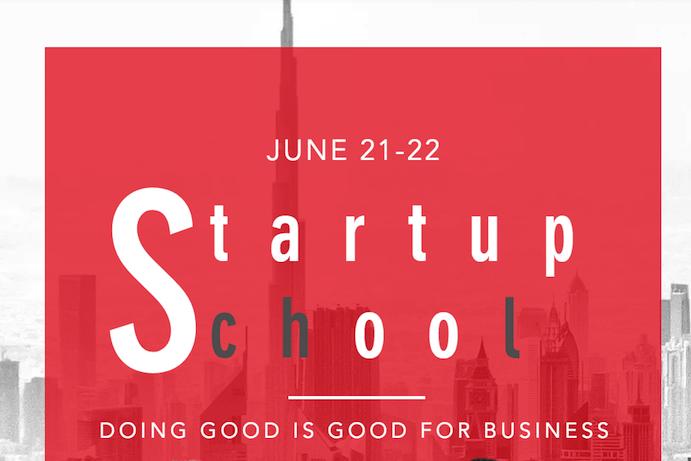 Start Up School Middle East June 2018