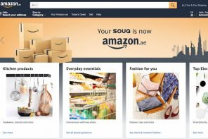 IT'S OFFICIAL: SOUQ BECOMES AMAZON.AE IN THE UAE