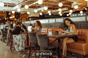 LEAVE THE OFFICE BEHIND WITH THIS NETWORK OF CO-WORKING SPACES